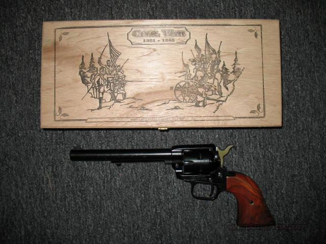 Heritage Arms Rough Rider (.22lr, .22mag, display box)  Guns > Pistols > H Misc Pistols