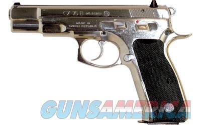 CZ 75B (91108)  Guns > Pistols > CZ Pistols