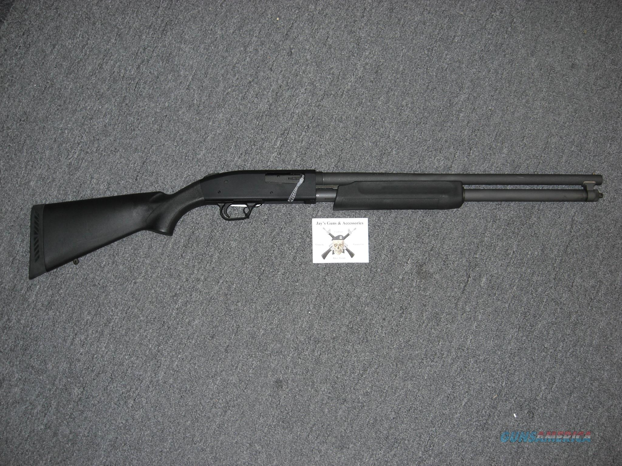 Mossberg 500 Persuader (54304)  Guns > Shotguns > Mossberg Shotguns > Pump > Tactical