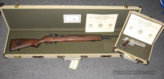 Camp Perry M1A and 1911 Set  Guns > Rifles > Springfield Armory Rifles > M1A/M14