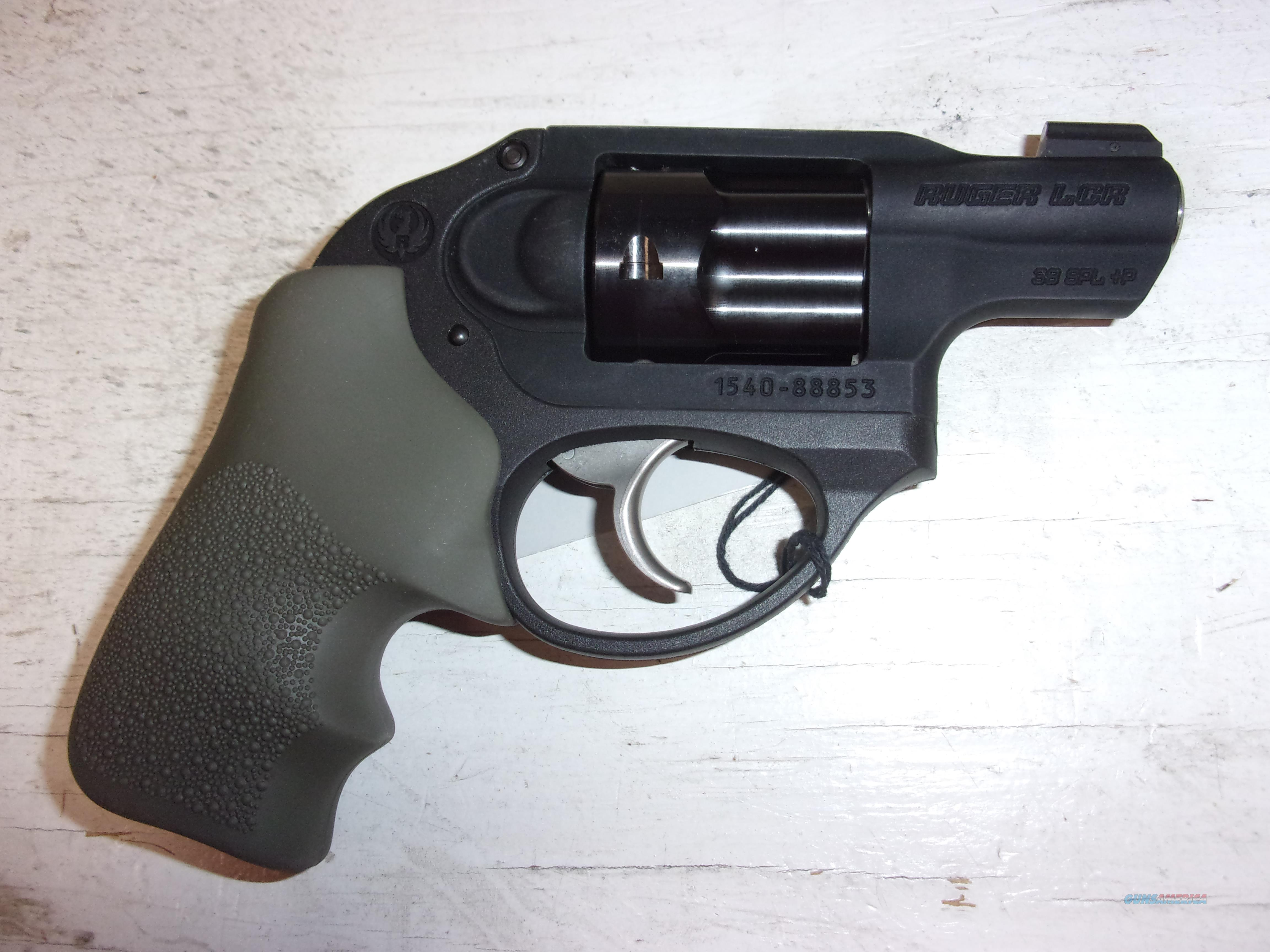 Ruger LCR-GXS .38spl  Guns > Pistols > Ruger Double Action Revolver > LCR