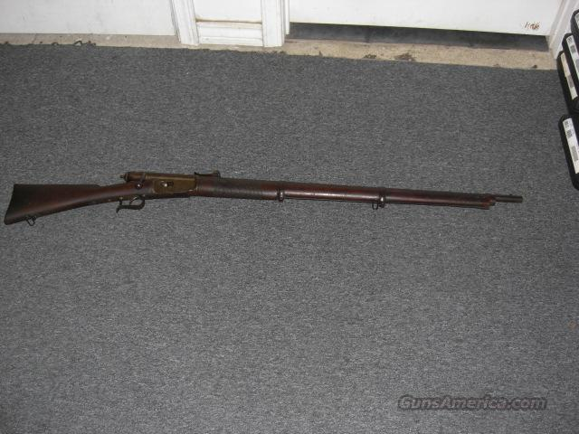 Vetterli  1871  .41swiss  Guns > Rifles > V Misc Rifles