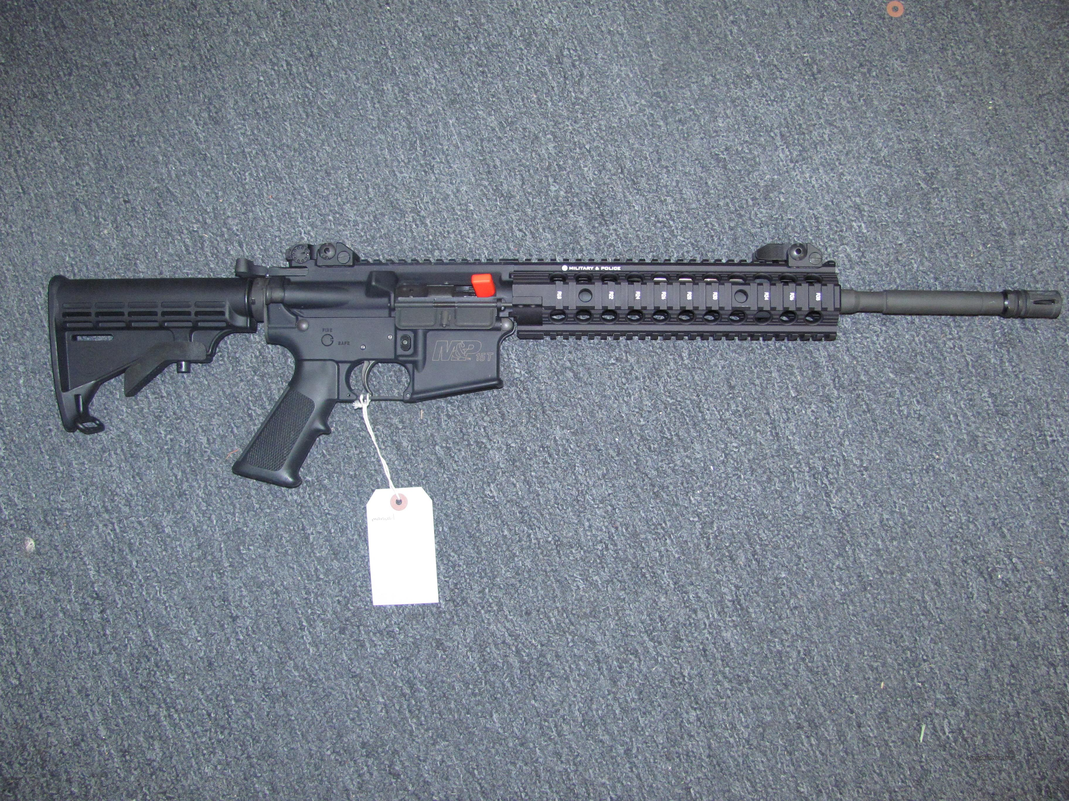 M&P15 (Factory Demo)  Guns > Rifles > Smith & Wesson Rifles > M&P