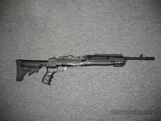 Mini 14 Ranch w/collapsible and folding stock  Guns > Rifles > Ruger Rifles > Mini-14 Type