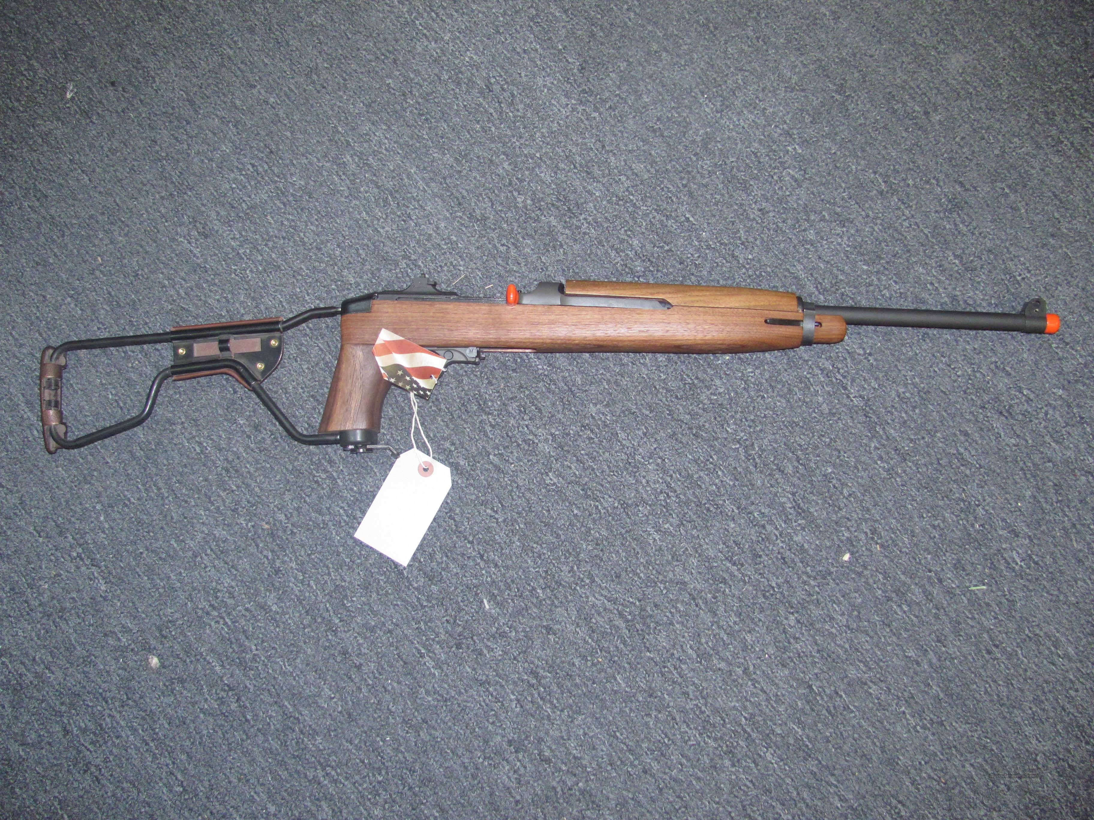 M1 Carbine with folding stock (Para Trooper)  Guns > Rifles > Auto Ordnance Rifles