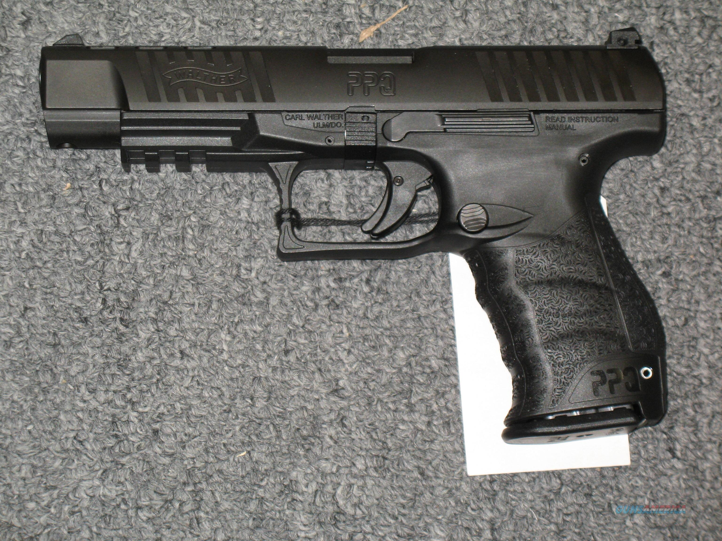 "Walther PPQ M2 w/5"" bbl & 2 11-Rd Mags  Guns > Pistols > Walther Pistols > Post WWII > PPK Series"