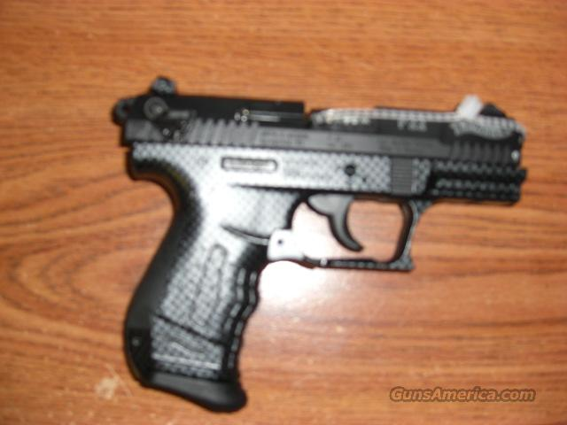 P-22 Carbon Fiber finish  Guns > Pistols > Walther Pistols > Post WWII > PP Series