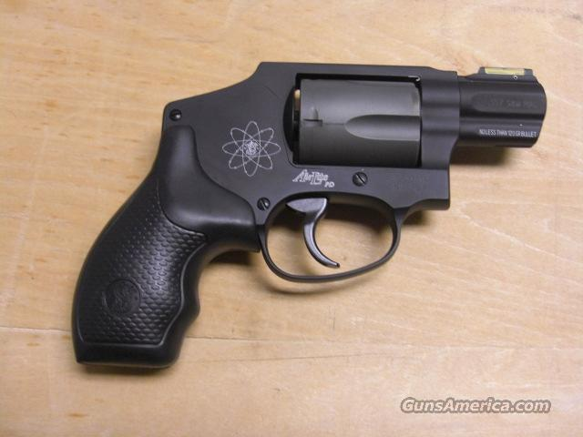 340 PD Airlite  Guns > Pistols > Smith & Wesson Revolvers > Pocket Pistols