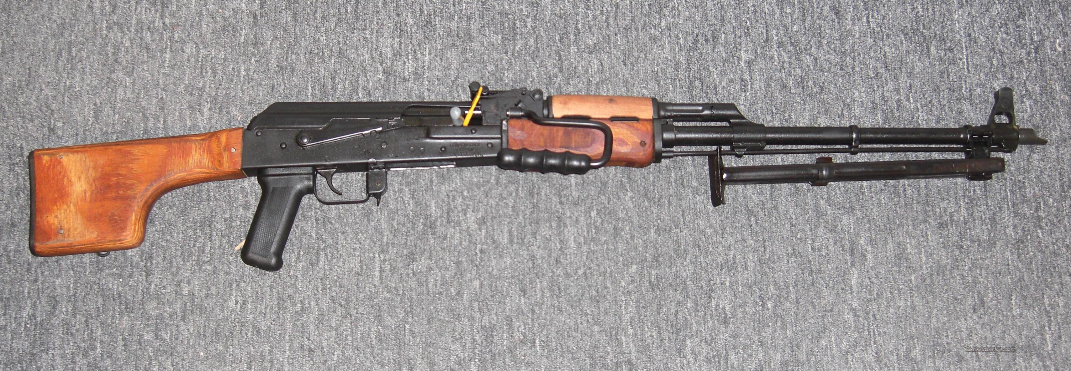 Romanian AES-10  Guns > Rifles > AK-47 Rifles (and copies) > Full Stock