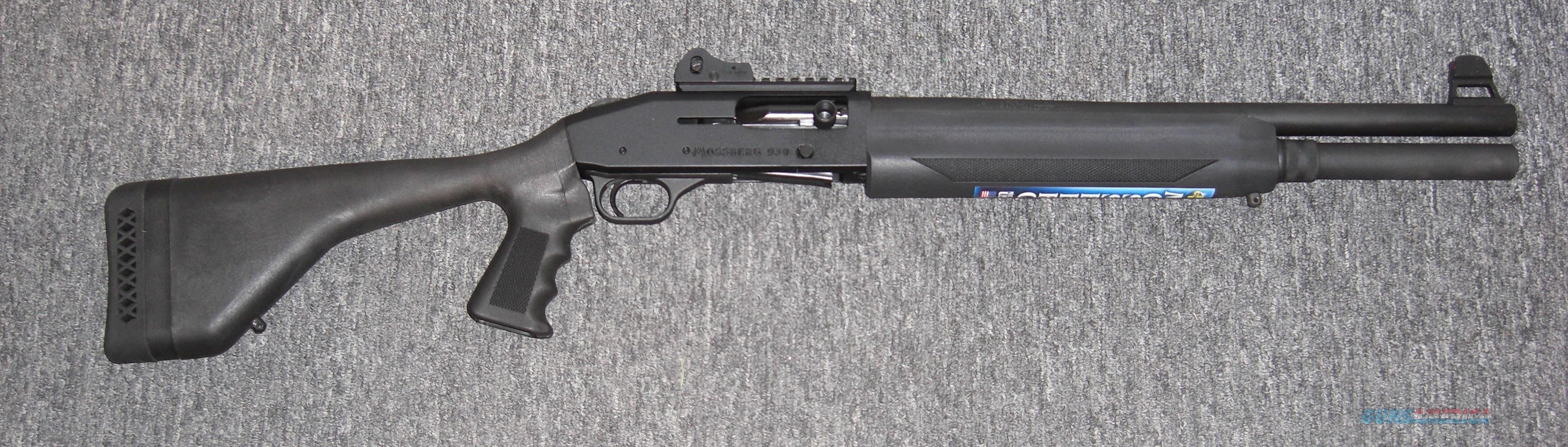 930 SPX  w/optics rail, ghost ring rear sight  (85370)  Guns > Shotguns > Mossberg Shotguns > Autoloaders