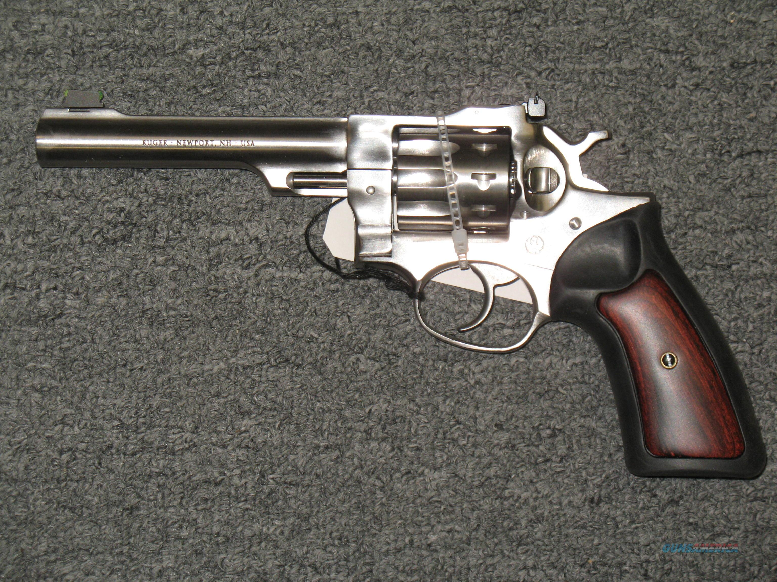 Ruger GP100 .22LR (01757)  Guns > Pistols > Ruger Double Action Revolver > GP100