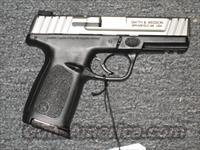 SD9VE w/stainless slide  Guns > Pistols > Smith & Wesson Pistols - Autos > Polymer Frame