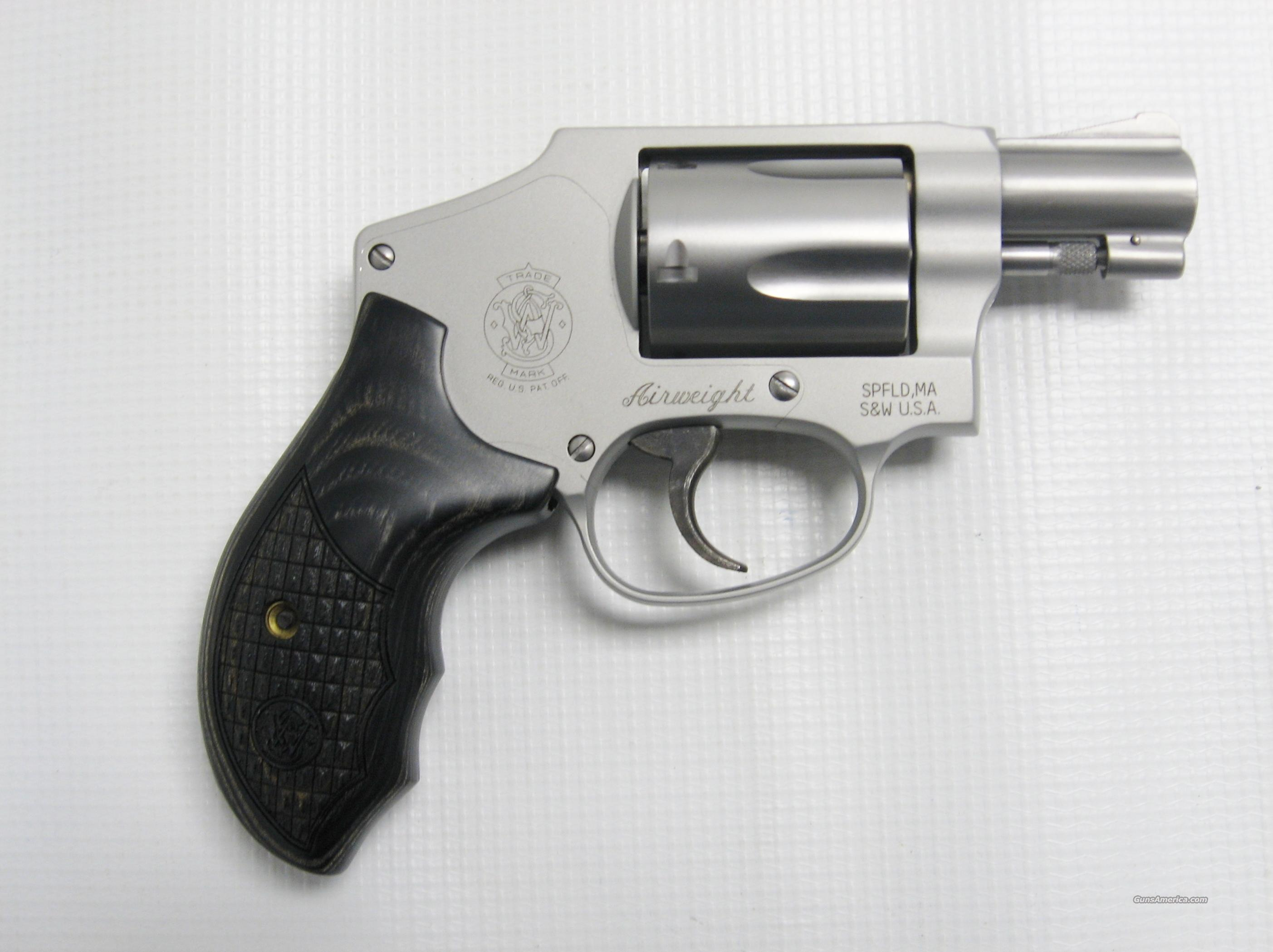 Smith & Wesson 642-2 Deluxe  Guns > Pistols > Smith & Wesson Revolvers > Pocket Pistols
