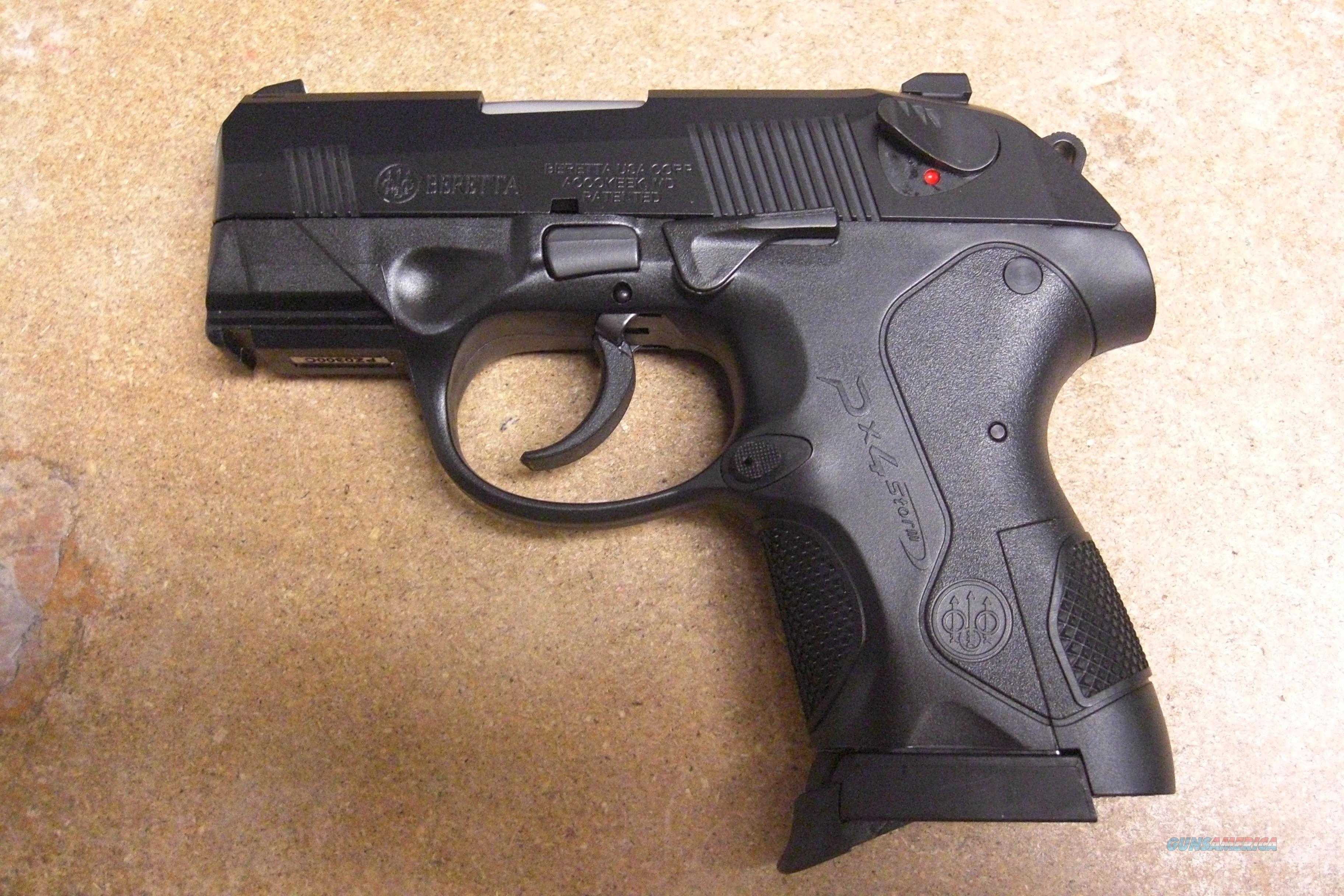 PX4 Storm Sub Compact Type F w/2  10 rd mags  Guns > Pistols > Beretta Pistols > Polymer Frame