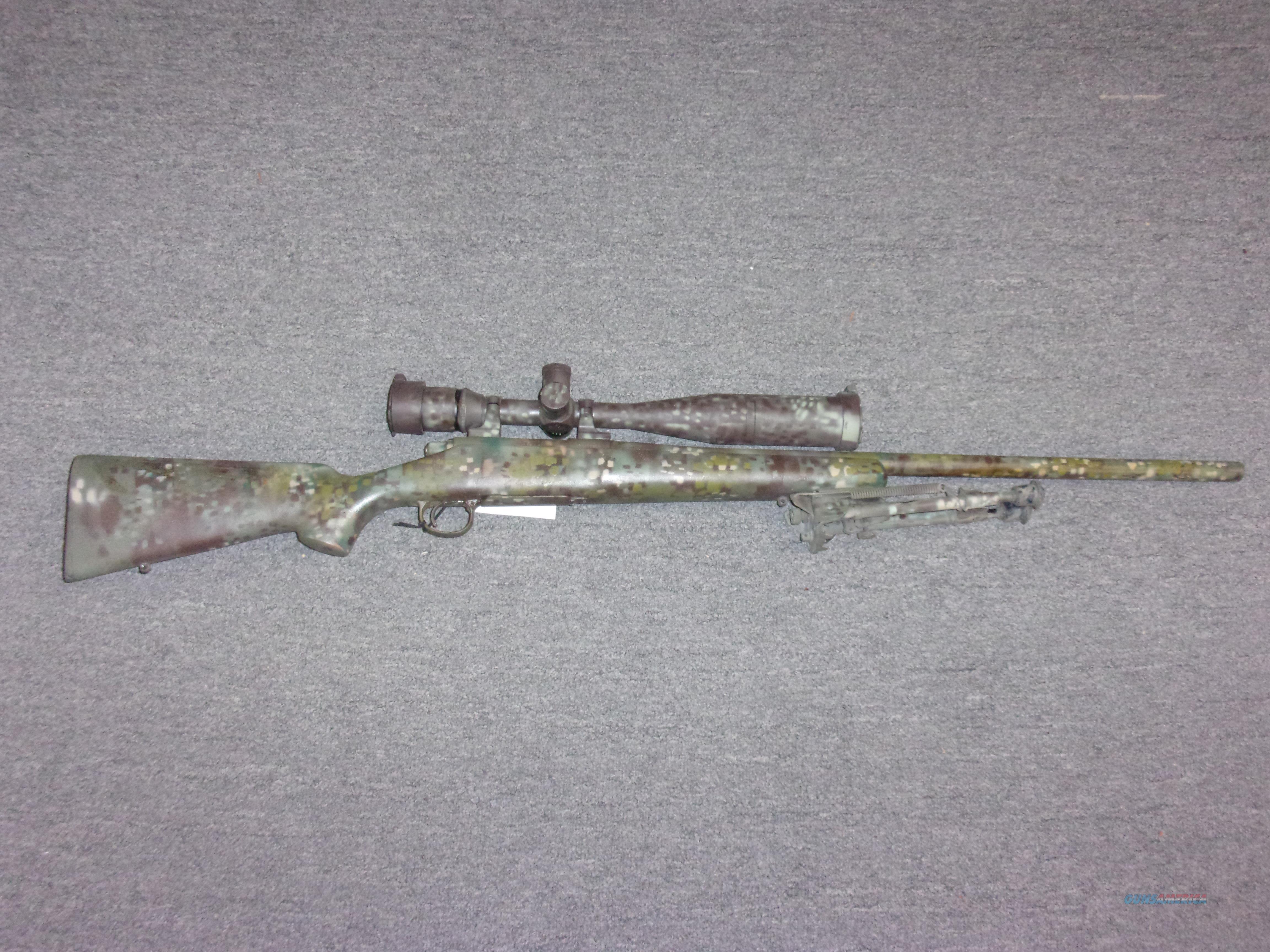 Remington 700 Left Hand .308win  Guns > Rifles > Remington Rifles - Modern > Model 700 > Tactical