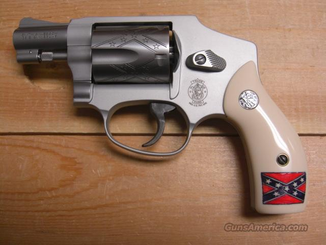642-1  Rebel Edition  Guns > Pistols > Smith & Wesson Revolvers > Pocket Pistols