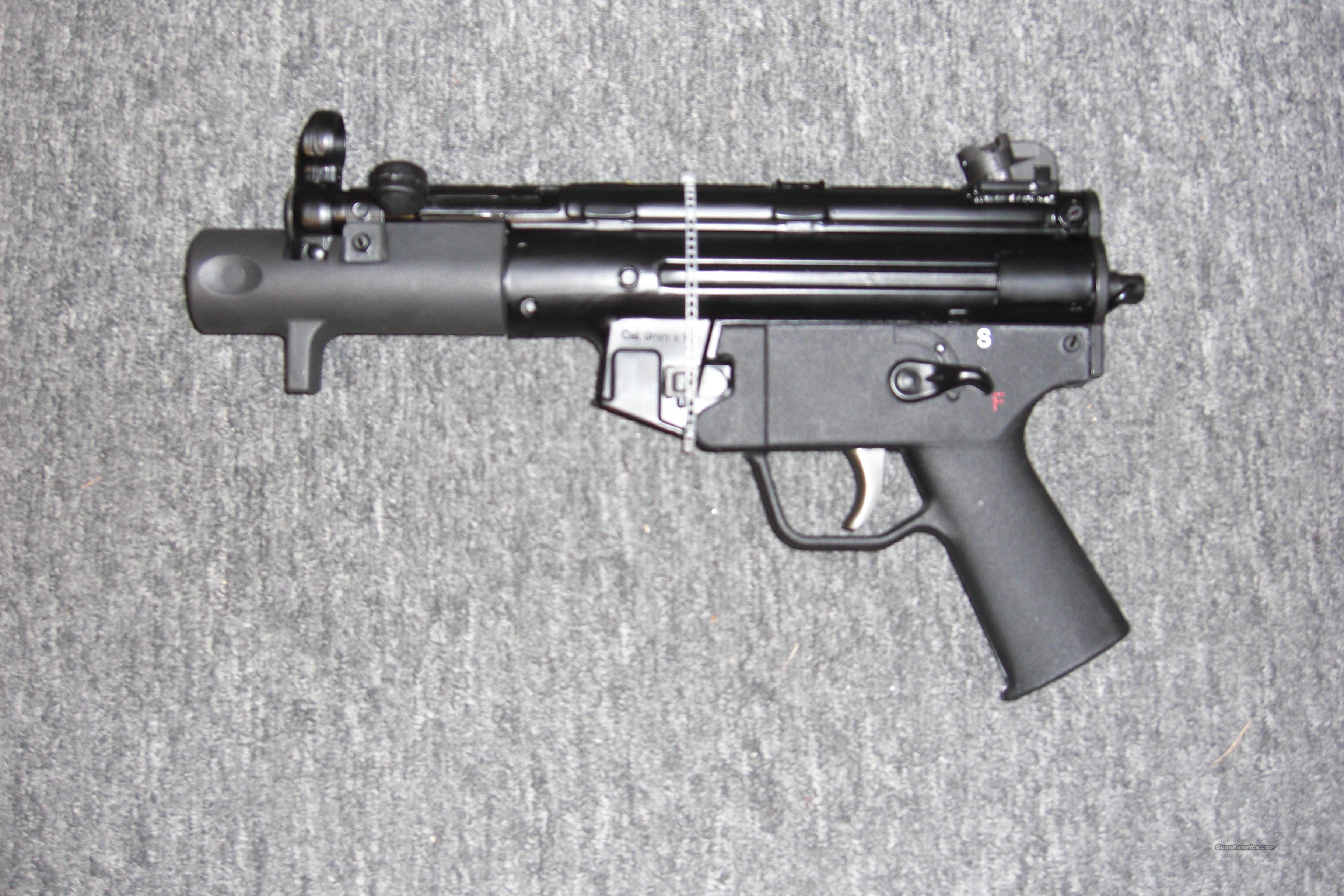MP5K Clone  like new   w/40 rd. mag.  Guns > Pistols > Heckler & Koch Pistols > Polymer Frame