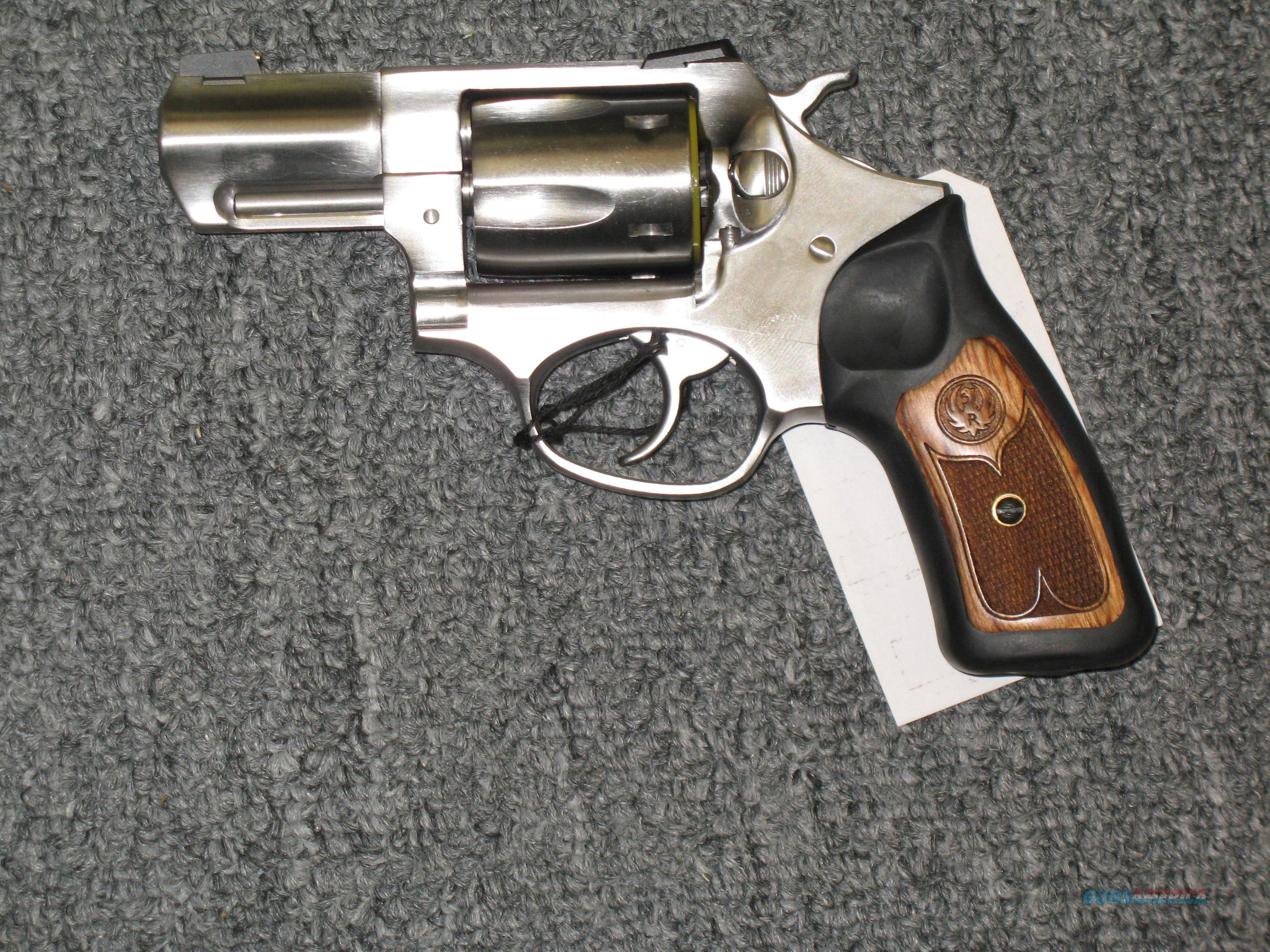 "SP101 w/2.25"" bbl. Wiley Clapp Edition  Guns > Pistols > Ruger Double Action Revolver > SP101 Type"