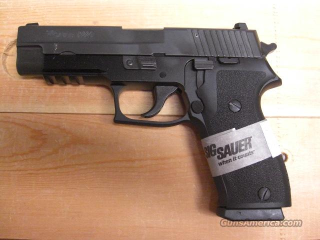 P220R w/night sights  Guns > Pistols > Sig - Sauer/Sigarms Pistols > P220
