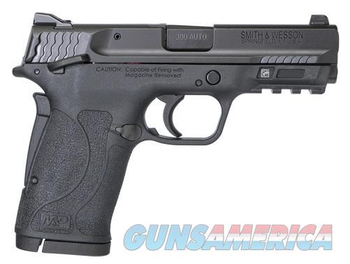 Smith & Wesson M&P380 Shield EZ (11663)  Guns > Pistols > Smith & Wesson Pistols - Autos > Shield
