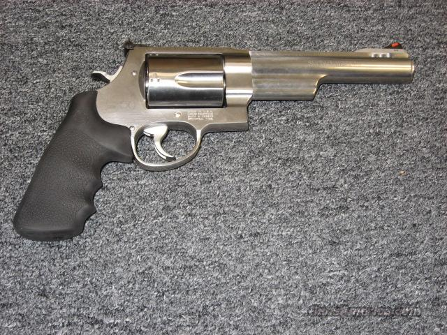 S&W 500  Guns > Pistols > Smith & Wesson Revolvers > Full Frame Revolver