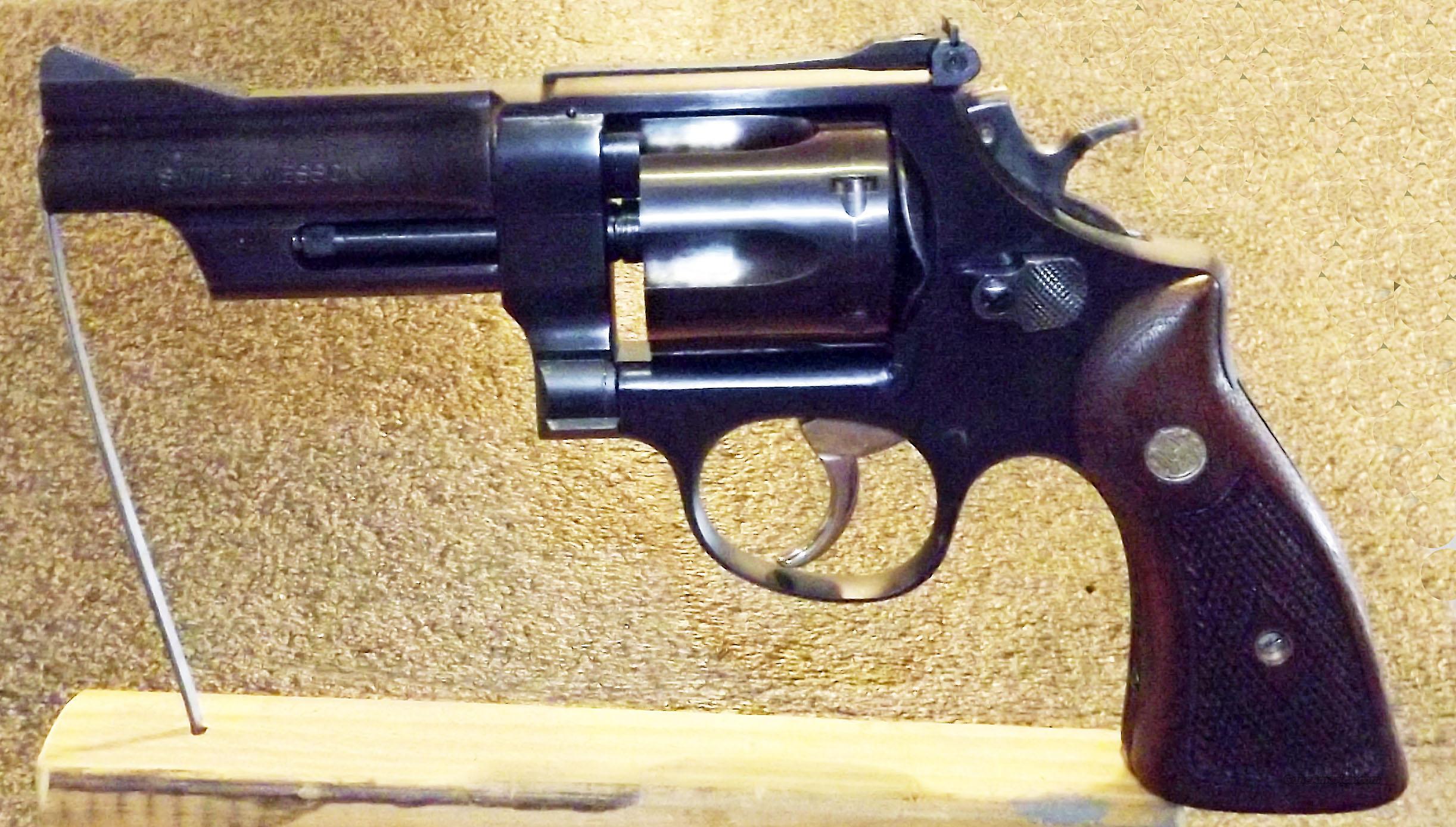"S&W 28-2  4"" Barrel Highway Patrolman  Guns > Pistols > Smith & Wesson Revolvers > Full Frame Revolver"