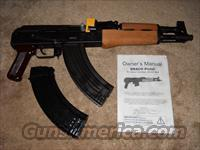 DRACO AK-47 Pistol  Guns > Pistols > Century International Arms - Pistols > Pistols