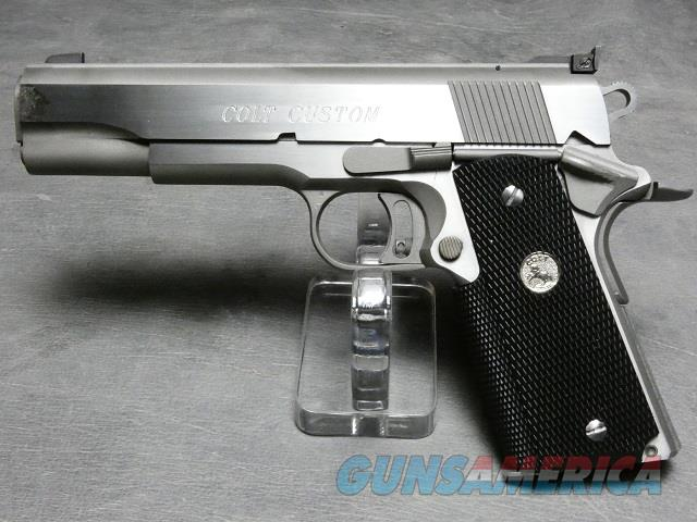 Colt Custom Competition  Guns > Pistols > C Misc Pistols