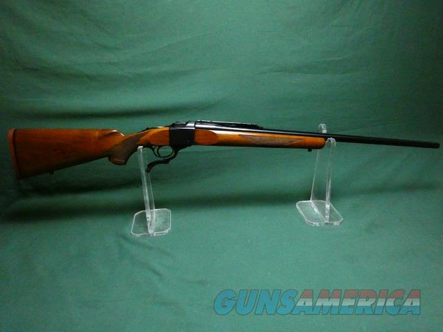 Ruger 1-B  Guns > Rifles > Ruger Rifles > #1 Type