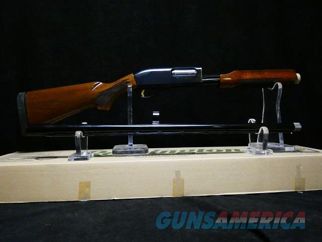 Remington model 870 Wingmaster  Guns > Shotguns > Remington Shotguns  > Pump > Hunting