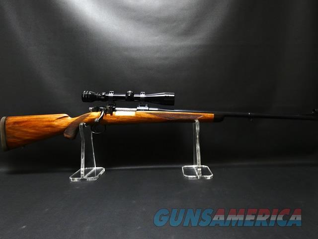 Mauser model 98  Guns > Rifles > Mauser Rifles > German