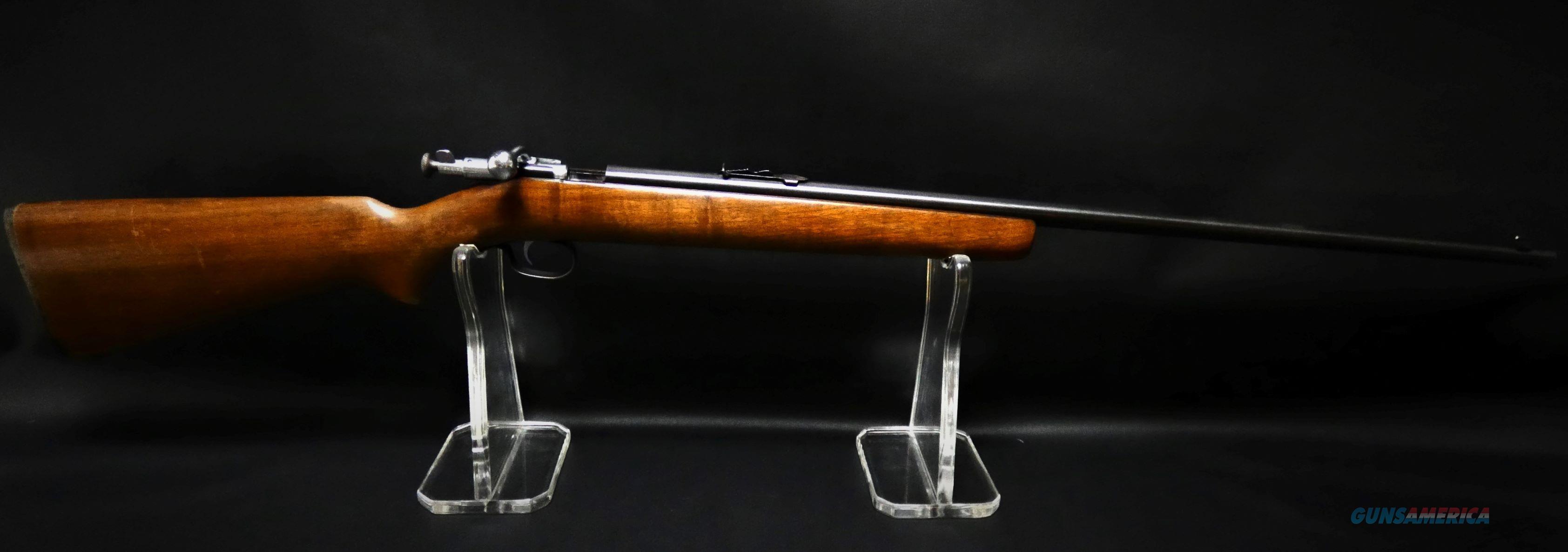 "Winchester Model 67 Single Shot .22 S,L,LR Bolt Action 27"" BBL Rifle  Guns > Rifles > Winchester Rifles - Modern Bolt/Auto/Single > Single Shot"