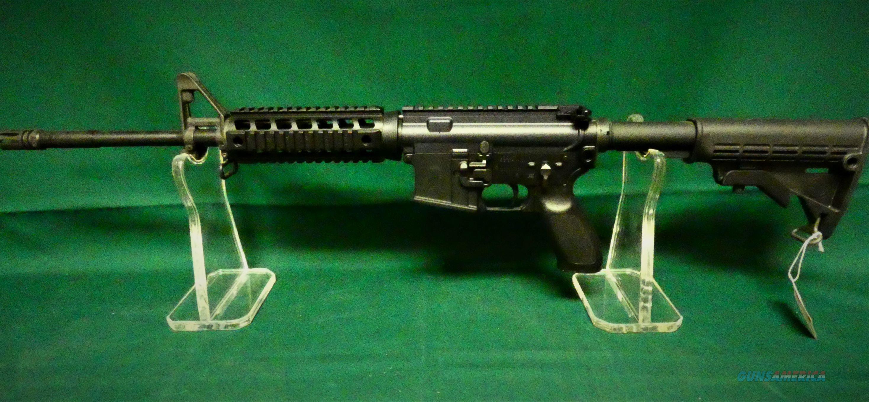 """SIG SAUER M400 5.56 NATO Matte Black 16"""" BBL  Guns > Rifles > Sig - Sauer/Sigarms Rifles"""