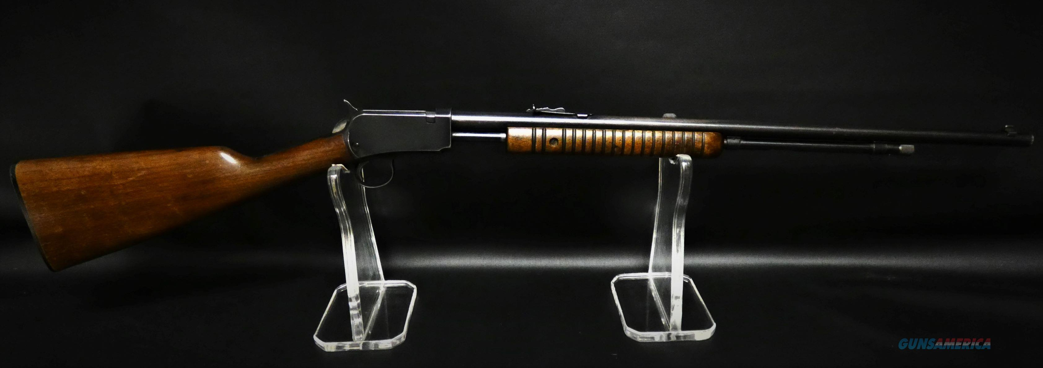 Winchester Model 62A Pump Action Rifle .22 S, L or LR  Guns > Rifles > Winchester Rifles - Modern Pump
