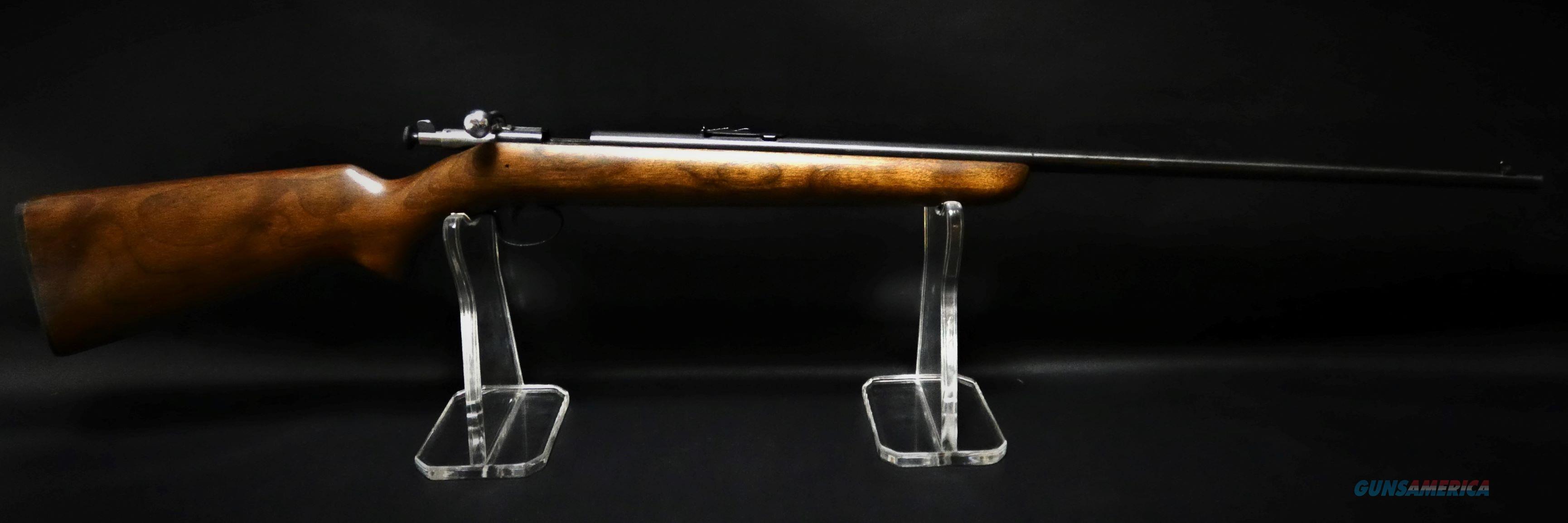 Winchester Model 67A Single Shot Bolt Action Rifle .22 L,LR  Guns > Rifles > Winchester Rifles - Modern Bolt/Auto/Single > Single Shot