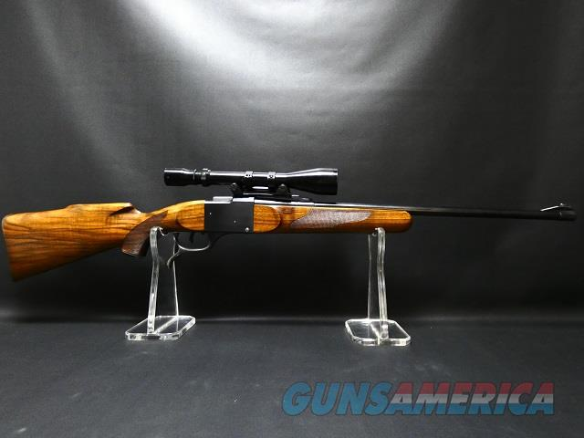W.J. Hauck Action Falling Block  Guns > Rifles > W Misc Rifles