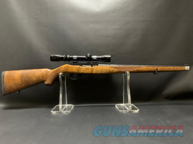 Sturm Ruger 10-22 Mannlicher   Guns > Rifles > Ruger Rifles > 10-22