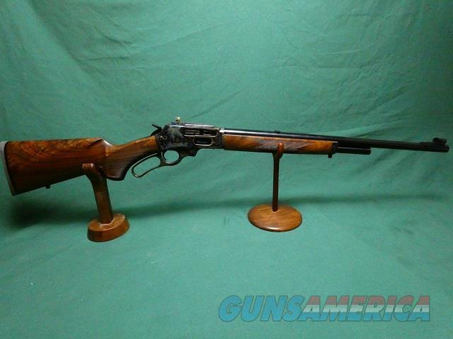Marlin 1895 Deluxe  Guns > Rifles > Marlin Rifles > Modern > Lever Action