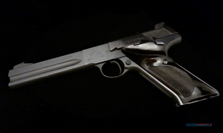 "Colt Match Target .22 LR 6"" BBL Semi-Auto  Guns > Pistols > Colt Automatic Pistols (.25, .32, & .380 cal)"