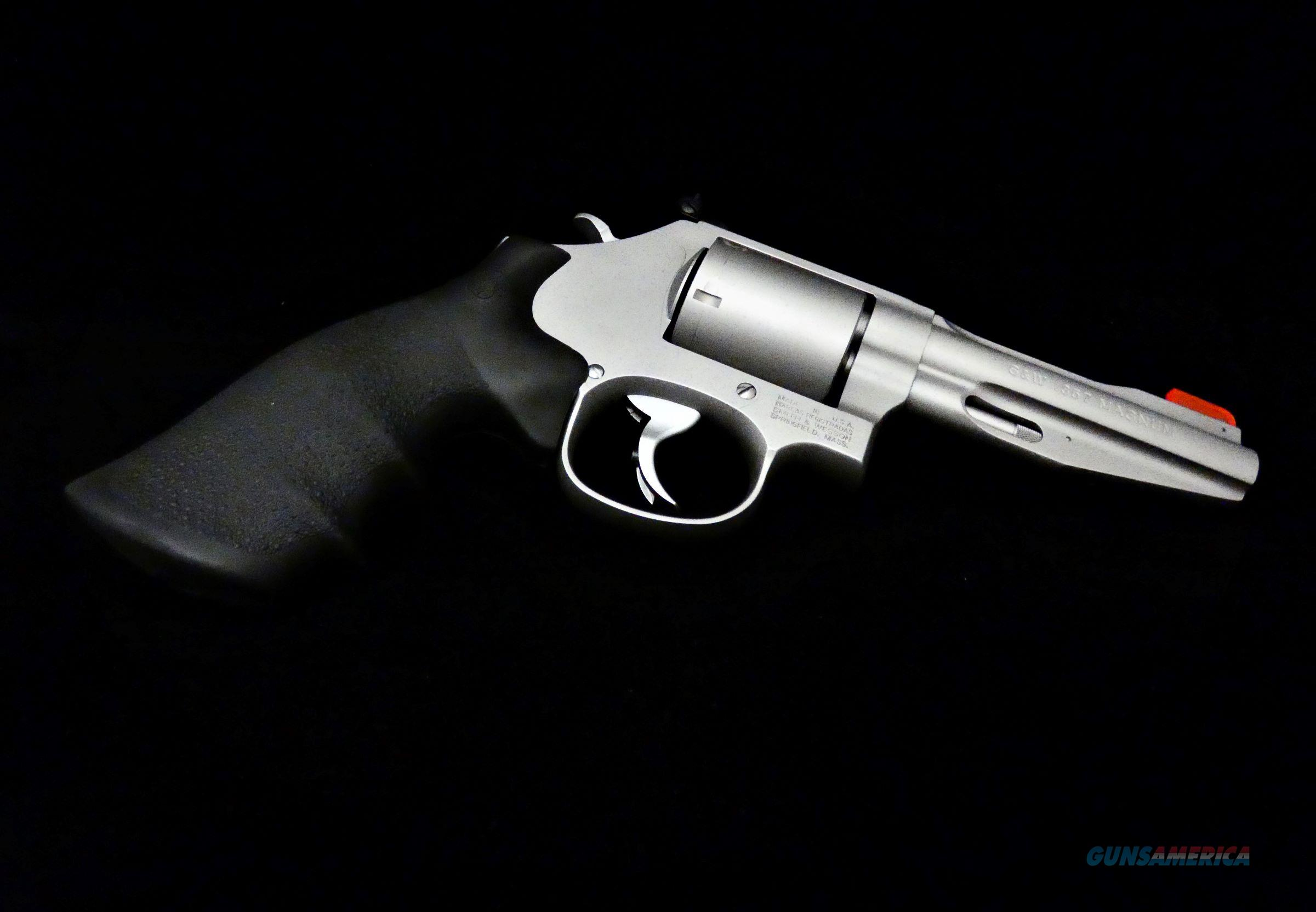 """Smith and Wesson Performance Center .357 Magnum 4"""" BBL   Guns > Pistols > Smith & Wesson Revolvers > Performance Center"""