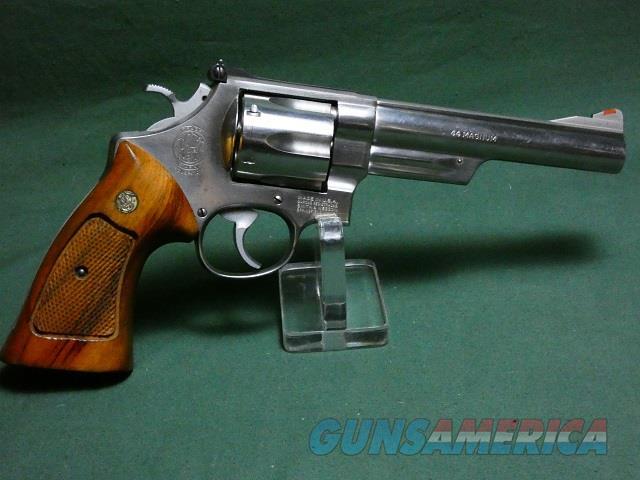 Smith & Wesson  Guns > Pistols > Smith & Wesson Revolvers > Model 629