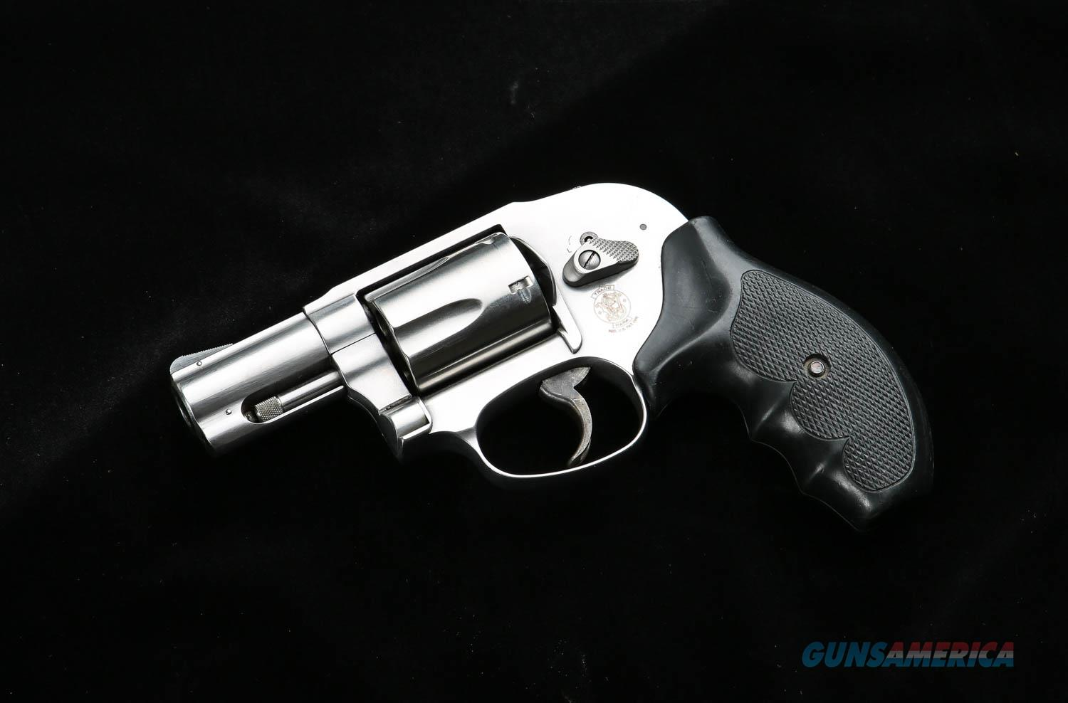 S&W Model 649 .357 Mag.   Guns > Pistols > Smith & Wesson Revolvers > Small Frame ( J )