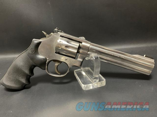 Smith & Wesson 617-4  Guns > Pistols > Smith & Wesson Revolvers > Med. Frame ( K/L )