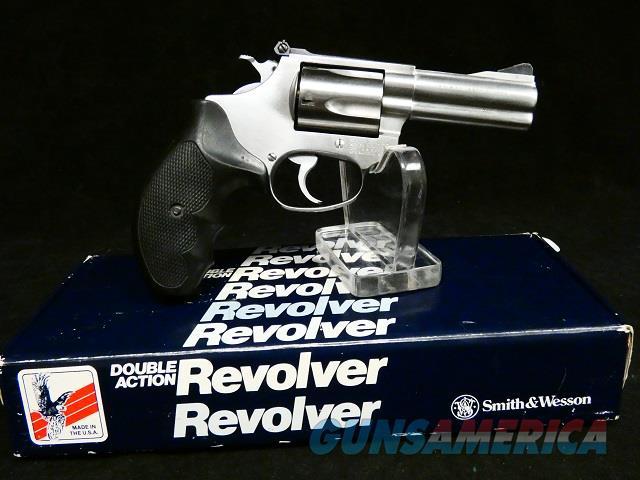 Smith & Wesson mod 60-4  Guns > Pistols > Smith & Wesson Revolvers > Med. Frame ( K/L )