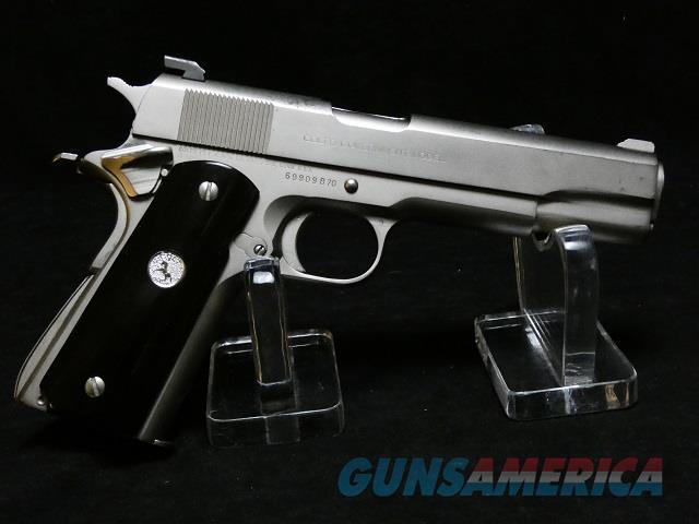 Colt Gov't 1911  Guns > Pistols > Colt Automatic Pistols (1911 & Var)