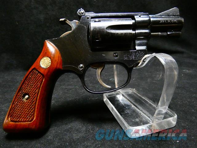 Smith & Wesson 34-1  Guns > Pistols > Smith & Wesson Revolvers > Small Frame ( J )