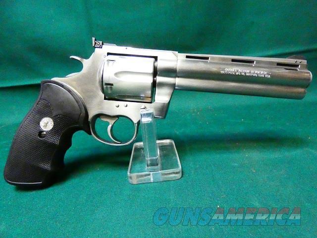 Colt Anaconda  Guns > Pistols > Colt Double Action Revolvers- Modern