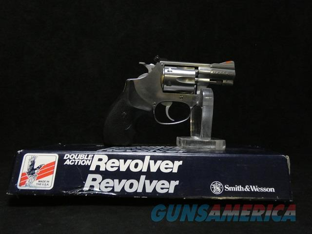 Smith & Wesson model 651  Guns > Pistols > Smith & Wesson Revolvers > Small Frame ( J )