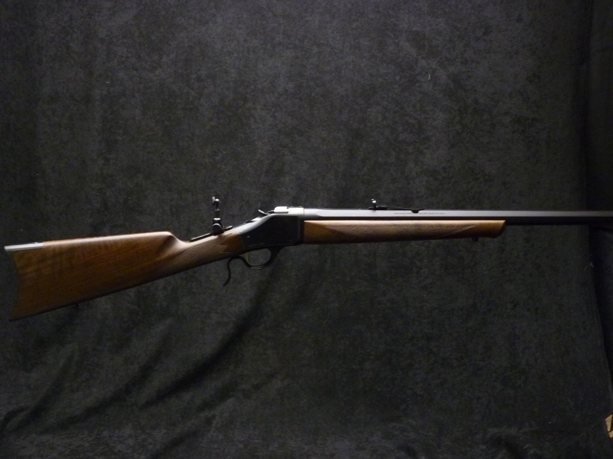 Browning 1885 Traditional Hunter 30-30  Guns > Rifles > Browning Rifles > Singe Shot