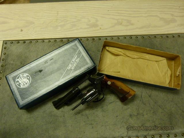 Smith & Wesson 19 357 Two Piece Box!  Guns > Pistols > Smith & Wesson Revolvers > Full Frame Revolver